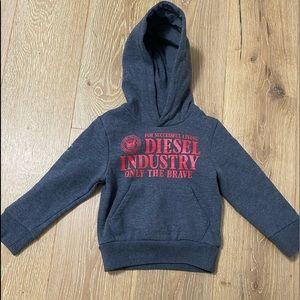 DIESEL/Boy's/Size 4/Sweat top/Worn Once